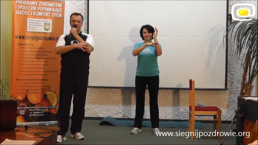 Imperium Zdrowia cz.2  - pokaz ćwiczeń