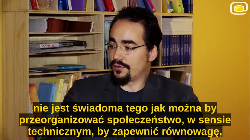Wywiad z Peterem Josephem (The Zeitgeist Movement)